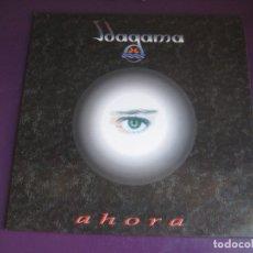 Discos de vinilo: IDAGAMA – AHORA - MAXI SINGLE RENDER 1994 - SYNTH POP 90'S - ELECTRONICA TECHNO - SIN USO. Lote 288682653