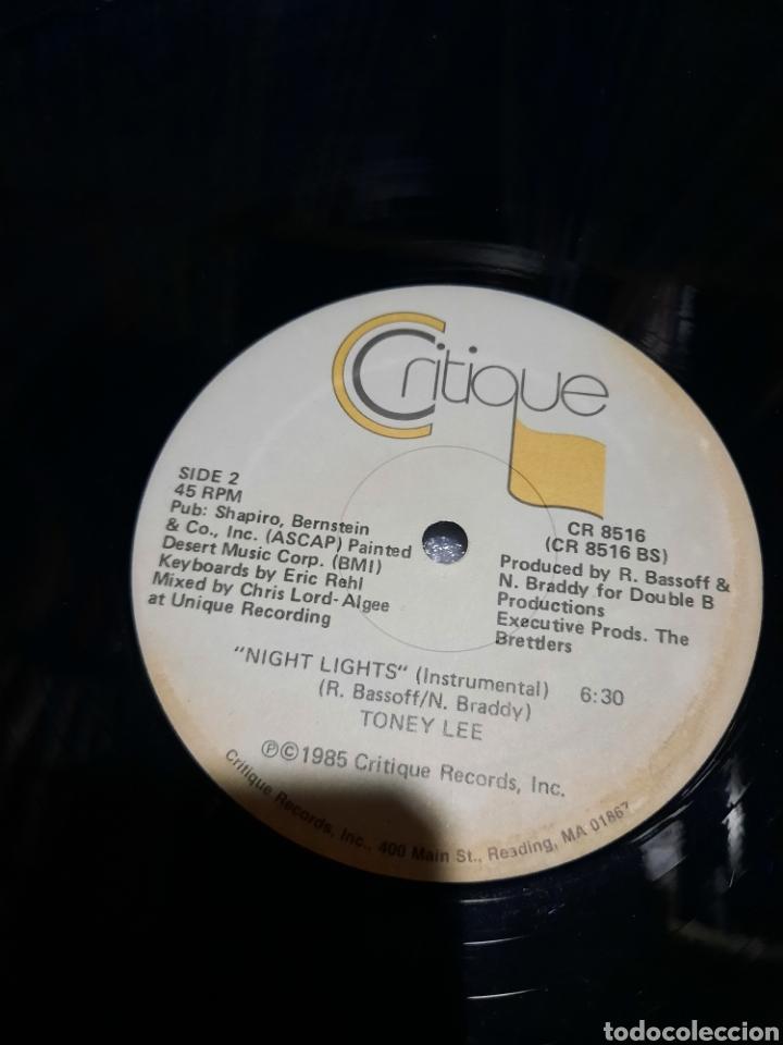 Discos de vinilo: Toney Lee - night lights - Foto 2 - 288683023