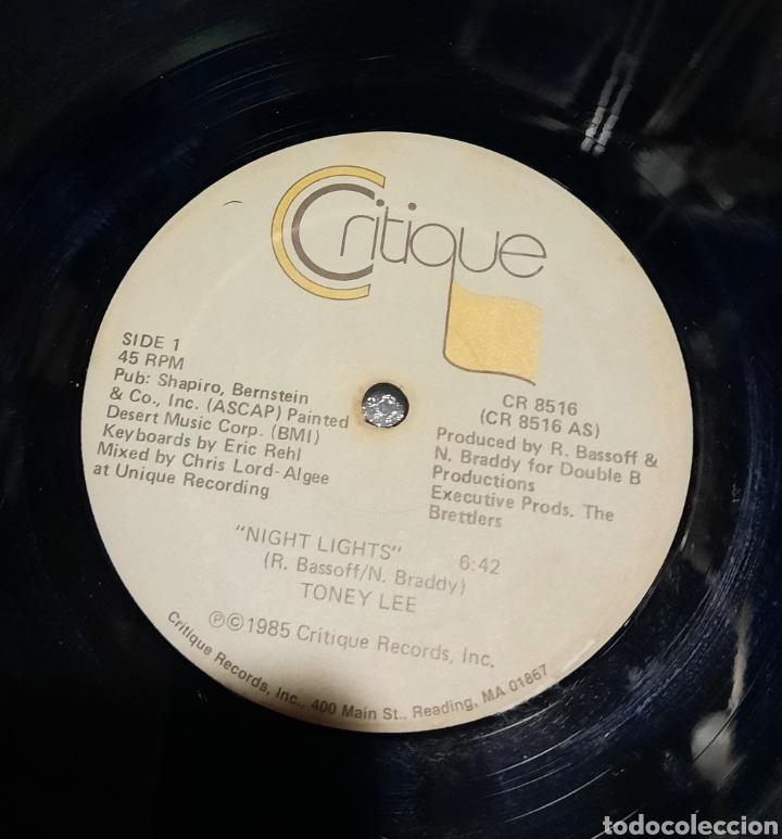 Discos de vinilo: Toney Lee - night lights - Foto 4 - 288683023