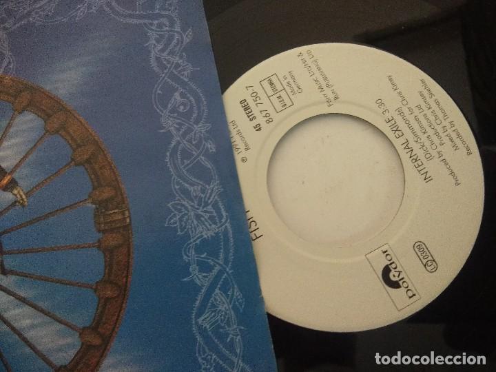 Discos de vinilo: FISH/INTERNAL EXILE/SINGLE. - Foto 2 - 288683938