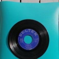 Discos de vinilo: PEPINO DE CAPRI - MADISON TIME-ADDIO MONDO CRUDELE-SPEEDY GONZALES-DON'T PLAY THAT SONG. Lote 288684388