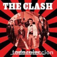 Discos de vinilo: LP- THE CLASH/ TOKYO CALLING LIVE AT THE NAKANO SUN PLAZA 1982 (NUEVO PRECINTADO). Lote 288684793