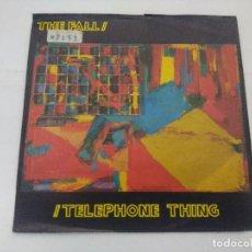 Discos de vinilo: THE FALL/TELEPHONE THING/SINGLE.. Lote 288684953