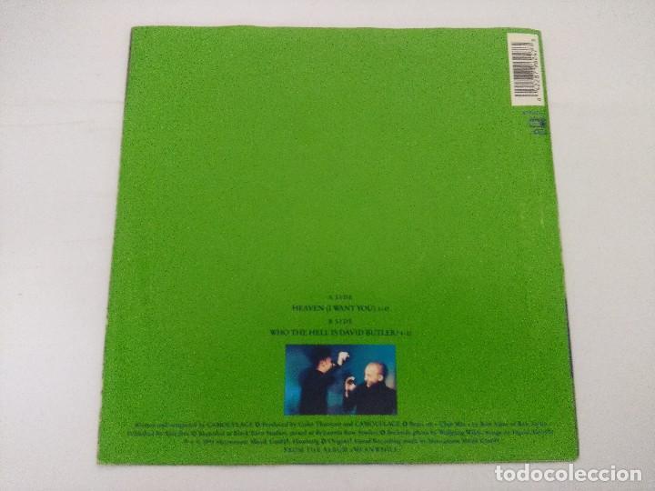 Discos de vinilo: CAMOUFLAGE/HEAVEN I WANT YOU/SINGLE. - Foto 3 - 288685483