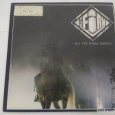 Discos de vinilo: THE FIRM/ALL THE KINGS HORSES-JIMMY PAGE/SINGLE PROMOCIONAL.. Lote 288686613