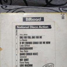 Discos de vinilo: NATIONAL DISCO ACTION. Lote 288686978