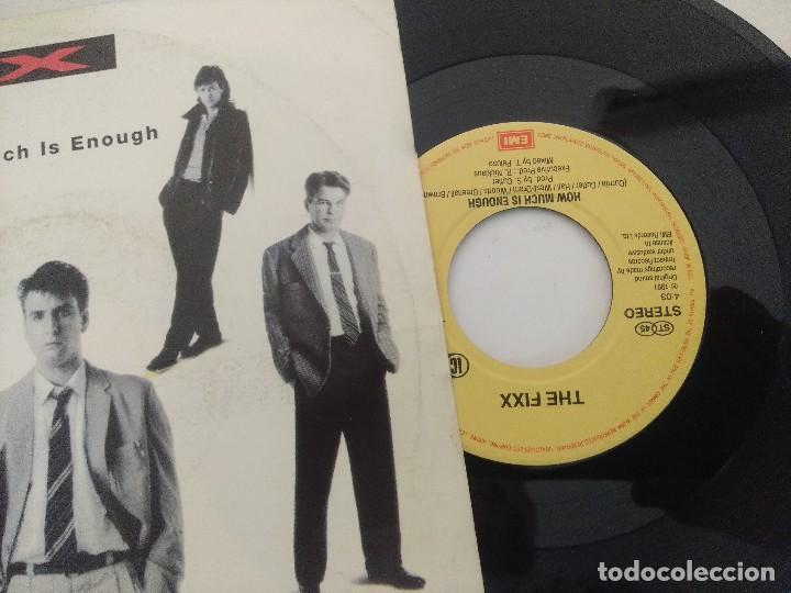 Discos de vinilo: THE FIXX/HOW MUCH IS ENOUGH/SINGLE. - Foto 2 - 288690018