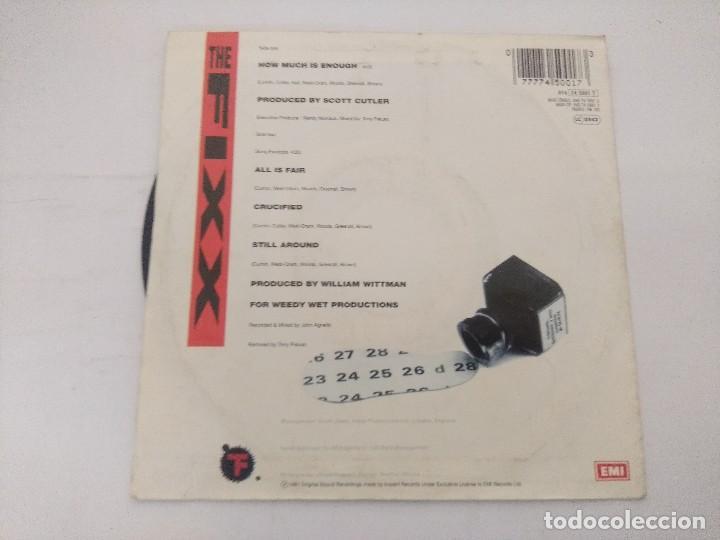 Discos de vinilo: THE FIXX/HOW MUCH IS ENOUGH/SINGLE. - Foto 3 - 288690018