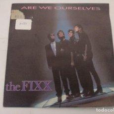 Discos de vinilo: THE FIXX/ARE WE OURSELVES/SINGLE PROMOCIONAL.. Lote 288690578