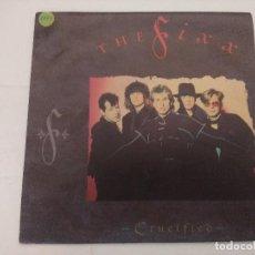 Discos de vinilo: THE FIXX/CRUCIFIED/SINGLE.. Lote 288698598