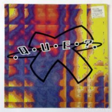 Discos de vinilo: X QUE? - THE WORLD OF BUENRI / GHB MELODY PASTIS / OSKAR & SEKEXPERIENCE -MAX MUSIC 1996 MAXI SINGLE. Lote 288698843