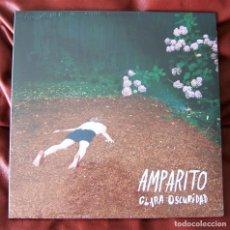 Discos de vinilo: AMPARITO - CLARA OSCURIDAD LP. Lote 288701803