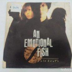 Discos de vinilo: AN EMOTIONAL FISH/CELEBRATE/SINGLE.. Lote 288701918