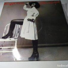 Discos de vinilo: LP - GLORIA GAYNOR – EXPERIENCE - 23 15 344 (VG+ / VG+) SPAIN 1975. Lote 288702238