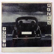 Discos de vinilo: REEDS - YOU AND I - ITALY 1989 MAXI SINGLE - ITALO-DISCO, ITALO DANCE, HOUSE. Lote 288703818