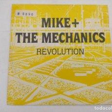 Discos de vinilo: MIKE & THE MECHANICS/REVOLUTION/SINGLE PROMOCIONAL.. Lote 288704638