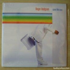 Discos de vinilo: ROGER HODGSON : OPEN THE DOOR - 2LP 45 RPM NUEVO Y PRECINTADO - REEDICION EUROPA 2016 - SUPERTRAMP. Lote 288705733