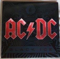 Discos de vinilo: AC/DC - BLACK ICE - 2 LPS VINILO - GATEFOLD - MINT. Lote 288706738