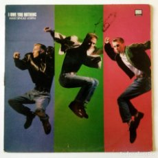 Discos de vinilo: BROS - THE BROTHERS - I OWE YOU NOTHING - CBS 1988 - MAXI SINGLE. Lote 288708173