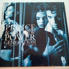Disques de vinyle: VINILO DOBLE LP DE PRINCE & THE NEW POWER GENERATION. DIAMONDS AND PEARLS. 1991.. Lote 288710383
