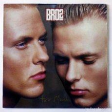 Discos de vinilo: BROS - TOO MUCH - CBS 1989 - MAXI SINGLE. Lote 288714573