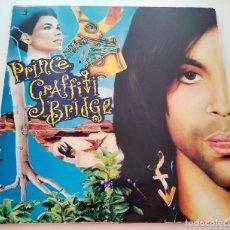 Discos de vinilo: VINILO DOBLE LP DE PRINCE. GRAFFITI BRIDGE. 1990.. Lote 288714723