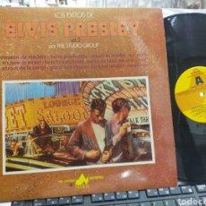 Discos de vinilo: LOS ÉXITOS DE ELVIS PRESLEY VOL.2 THE STUDIO GROUP ESPAÑA 1978. Lote 288716733