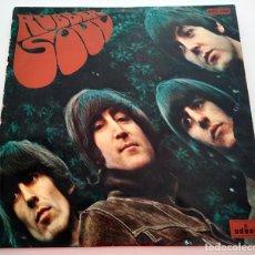 Discos de vinilo: VINILO LP DE THE BEATLES. RUBBER SOUL. 1974.. Lote 288719333