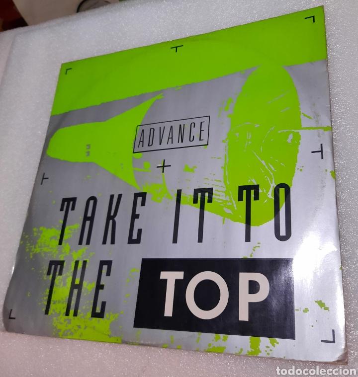 ADVANCE - TAKE IT TO THE TOP (Música - Discos de Vinilo - Maxi Singles - Funk, Soul y Black Music)