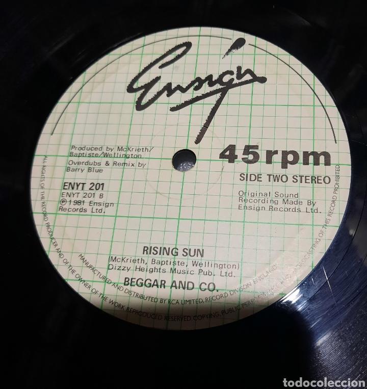 BEGGAR AND CO. - (SOMEBODY) HELP ME OUT (Música - Discos de Vinilo - Maxi Singles - Funk, Soul y Black Music)