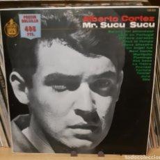 Discos de vinilo: MUSICA GOYO - LP - ALBERTO CORTEZ - MR. SUCU SUCU - AA99. Lote 288725588
