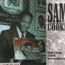 Disques de vinyle: SAM COOKE - SWING OUT BROTHER ! / LP ZAFIRO DE 1987 / BUEN ESTADO RF-10337. Lote 288725683