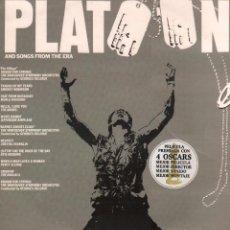 Dischi in vinile: PLATOON - ORIGINAL MOTION PICTURE SOUNDTRACK / LP ATLANTIC DE 1987 / BUEN ESTADO RF-10340. Lote 288725953