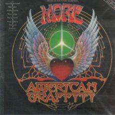Discos de vinilo: AMERICAN GRAFFITI - MORE / ORIGINAL MOTION PICTURE SOUNDTRACK / 2 LP MCA 1979 RF-10341. Lote 288726088