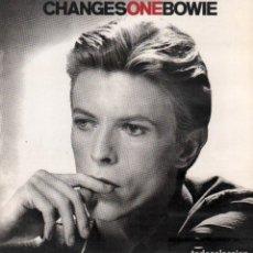 Discos de vinilo: DAVID BOWIE - CHANGESONEBOWIE / LP RCA DE 1976 / BUEN ESTADO RF-10345. Lote 288726538