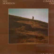 Discos de vinilo: VAN MORRISON - COMMON ONE / LP FONOGRAM DE 1980. EDICION ESPAÑOLA / BUEN ESTADO RF-10347. Lote 288726718