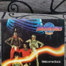 Discos de vinilo: PETER JACQUES BAND - WELCOME BACK. Lote 288726933