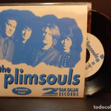 Discos de vinilo: THE PLIMSOULS PLAYIN WITH JACK SINGLE SPAIN 1997 PDELUXE. Lote 288727563