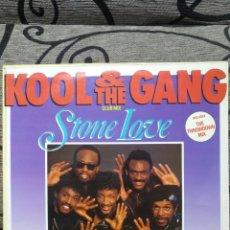 Discos de vinilo: KOOL & GANG - STONE LOVE. Lote 288727868