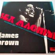 Discos de vinilo: VINILO LP DE JAMES BROWN. SEX MACHINE. 1990.. Lote 288728263