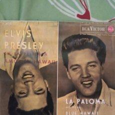 Discos de vinilo: ELVIS PRESLEY. LA PALOMA. EP.. Lote 288738223