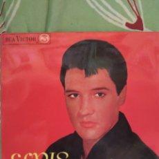 Discos de vinilo: ELVIS PRESLEY. CRYING IN THE CHAPEL. EP.. Lote 288738363