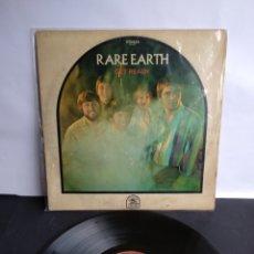 Discos de vinilo: RARE HEART, GET READY, 1969. Lote 288739918
