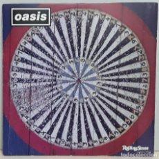 "Discos de vinilo: OASIS - CHAMPAGNE SUPERNOVA (PROMO)(2014) 117401 (SINGLE VINILO 7"") - USADO. Lote 288743248"