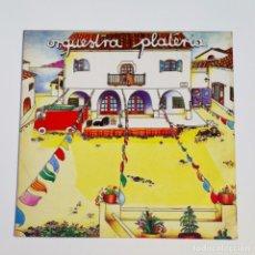 Discos de vinilo: LP ORQUESTA PLATERÍA - ARIOLA - 1979. Lote 288743993