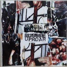 "Discos de vinilo: AXNAAR / BIZARRE UPROAR - USELESS MEAT / NO ESCAPE... (ED.LIM) (2016) (SINGLE VINILO 7"") - USADO. Lote 288744038"