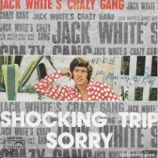Discos de vinilo: JACK WHITE'S CRAZY GANG 1975. Lote 288744988