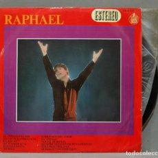 Discos de vinilo: LP. RAPHAEL. AL PONERSE EL SOL. Lote 288858193