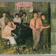 Discos de vinilo: LP. MOCEDADES. LA MUSICA. Lote 288858293