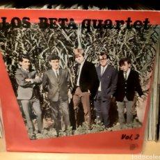 Discos de vinilo: MUSICA GOYO - LP - LOS BETA QUARTET V2 - DIAL - RARO - AA99. Lote 288858308